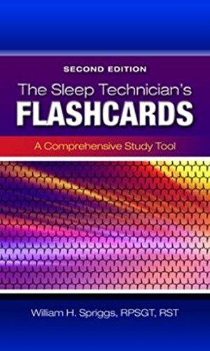 The Sleep Technician's Flashcards