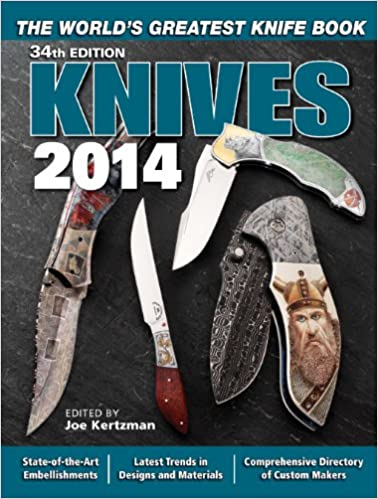 knives 2014 the world s greatest knife book