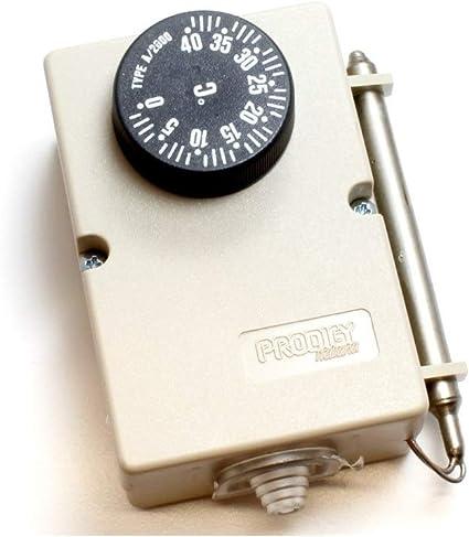Thermostat Prodigy A2000 0 /°C 40 /°C Sonde fixe