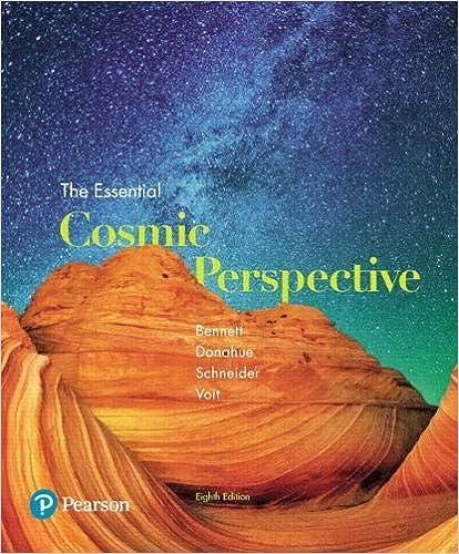 Essential Cosmic Perspective The Bennett Jeffrey Donahue Megan Schneider Nicholas Voit Mark 9780134446431 Amazon Com Books