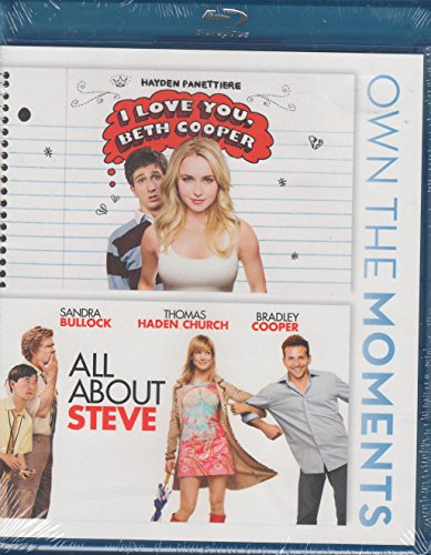 Own the Moments: I Love You, Beth Cooper / All About Steve