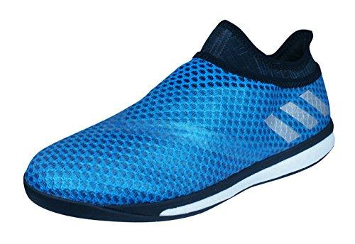 バッジ戻す利用可能adidas Messi 16.1 Street Mens Indoor Soccer Sneakers/Boots [並行輸入品]