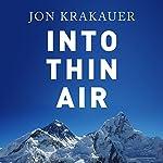 Into Thin Air | Jon Krakauer