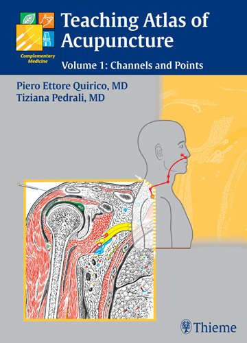 Download Teaching Atlas of Acupuncture: Channels and Points PDF