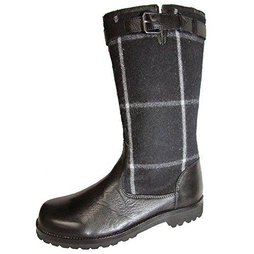 Gentle Souls Womens Warm Thunder Black Boots 5.5 M