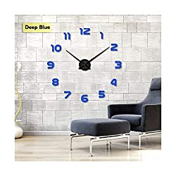 yuan kun Fashion Brief Quartz Clock Large Clocks New Silent Wall Clock Classic Style Home Decoration Living Room Watches