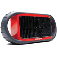 Ecoxgear ECOXBT Waterproof Wireless Bluetooth Speaker (Red) - Refurbished