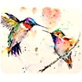 Hummingbird Personalized Custom Gaming Mousepad Rectangle Mouse Mat / Pad Office Accessory And Gift Design-LL260