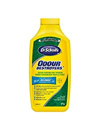 Dr. Scholl'S Odour Destroyers All Day Deodorant Powder 177 G