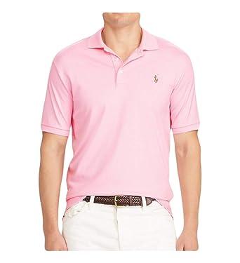 bea70a3b5d Image Unavailable. Ralph Lauren Polo Men s Classic-Fit Soft-Touch Pima  Cotton Polo Shirt ...