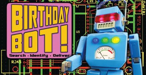 - Fliptomania Birthday Bot Flipbook