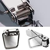 Accessbuy Stainless Steel Spring Loaded Toggle