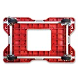 SNAP-LOC Panel CART Dolly RED with 1,500