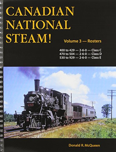 Canadian National Steam Volume 3: Mogul Types