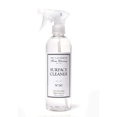The Laundress - Surface Cleaner, No. 247 Scented, All Purpose Cleaner, Cleans Everything from Stainless Steel to Finished Wood, Multipurpose Cleaner, Food & Kid Safe, Cleaning Spray, 16 fl oz