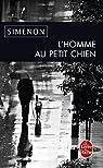 L'homme au petit chien par Simenon