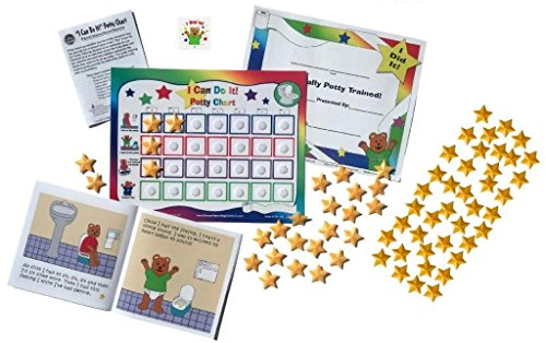 Kenson Kids Potty Training Reward Chart  with Replacement St