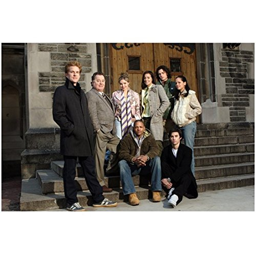 The Bedford Diaries (TV Series 2006 - ) 8 inch by 10 inch PHOTOGRAPH Cast Pic in Shade kn