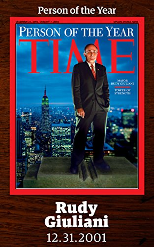 Rudy Giuliani: TIME Person of the Year 2001 (Singles Classic)