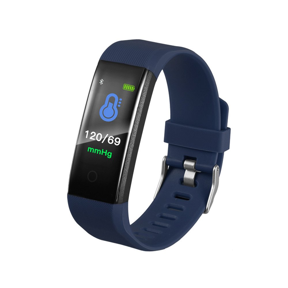 Amazon.com: Star_wuvi 0.96Inch Screen Smart Watch Bracelet ...