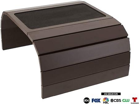 Bandeja de MDF plegable y portátil para sofá o sillón. Mesa para ...