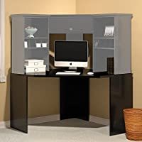 Stockport Corner Desk in Classic Black