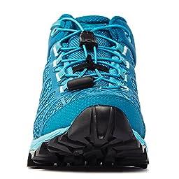 La Sportiva Synthesis Mid GTX Women's Ultralight Hiking Boot, Fjord, 43