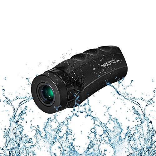 Eyourlife Monocular Telescope Waterproof Powered