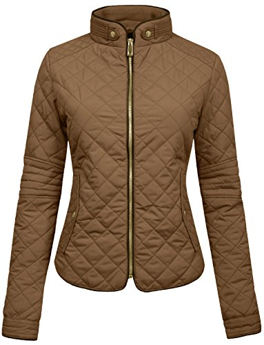Quilted Fitted Jacket - 7