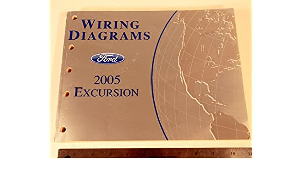 2005 Ford Excursion Wiring Diagrams: Ford Motor Company: Amazon.com: BooksAmazon.com