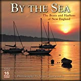 By the Sea - The Boats and Harbors of New England 2020 Wall Calendar: by Sellers Publishing