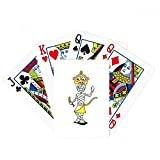 beatChong Egypt Mummy Horus Monkey Hat Poker Playing Card Tabletop Board Game Gift