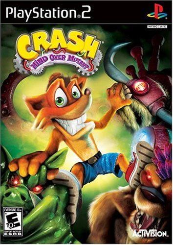 Crash: Mind Over Mutant - PlayStation 2