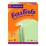 Smead FasTab Hanging File Folder, 1/3-Cut