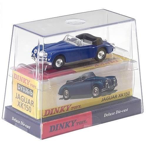 Dinky Toy Cars - Matchbox Dinky 60 Jaguar Xk 150