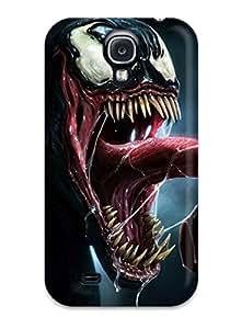 [XJSHQcw1761TqMMC]premium Phone Case For Galaxy S4/ Venom Tpu Case Cover