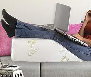 Amazon Com Best Leg Pillow Elevation Wedge Dual Layer
