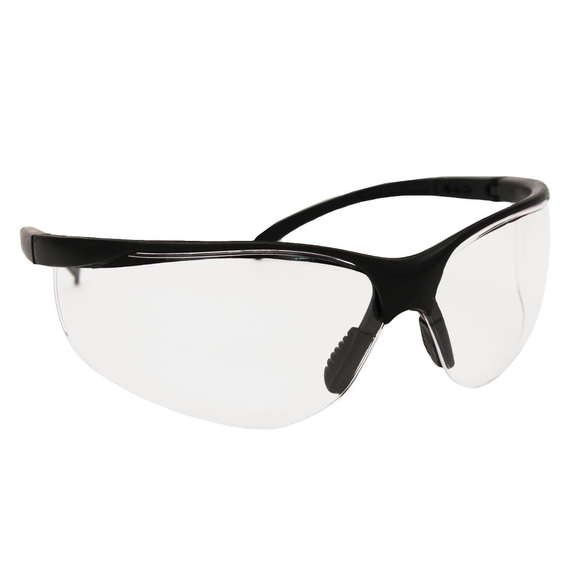 f4a131e4b8a9 Amazon.com : Caldwell Adjustable Pro Range Glasses with Clear Lenses and  Black Frame for Outdoor, Range, Shooting, Competition and Hunting : Sports  & ...