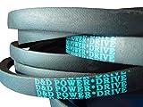 3v800 belt - D&D DD3V800 3V800 Profile Wedge Wrapped Industrial V Belts, Production Range:19