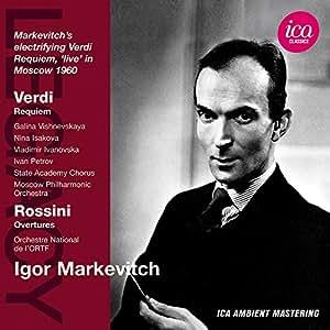 Requiem-Oberturas (Markevitch)