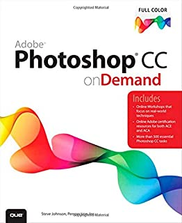 Indesign cc visual quickstart guide sandee cohen 9780321929570 adobe photoshop cc on demand fandeluxe Images