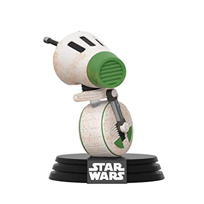 Funko Pop! Star Wars: Episode 9, Rise of Skywalker - D-O: Toys & Games