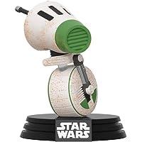 Funko- Pop Star Wars The Rise of Skywalker-D-0 Disney Figura coleccionable, Multicolor, Standard (43091)