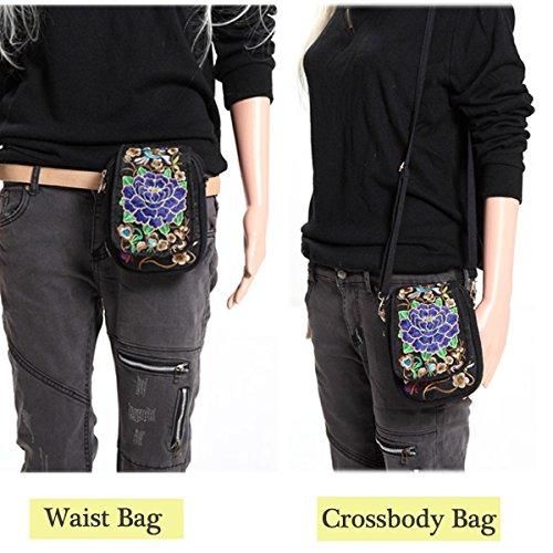 Top Handle Ekphero E Bag Shoulder Women Gold Cute Handbags Crossbody Bag 807CwPqx