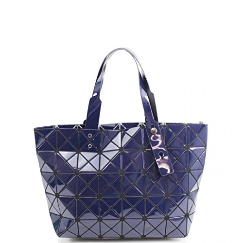 LeahWard Prism Rucksack Shape Prism Bags School Handbag Rucksacks Shopper Handbag Women's Navy College PgOwxnrqPF