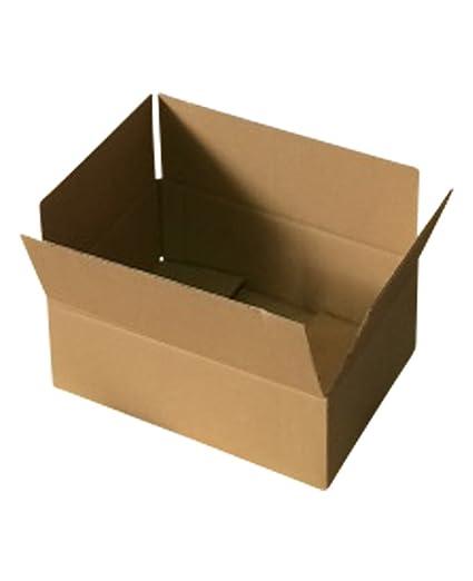 350 x 250 x 120 - 1226 Cajas de Cartón en palé, paquetes DHL ...