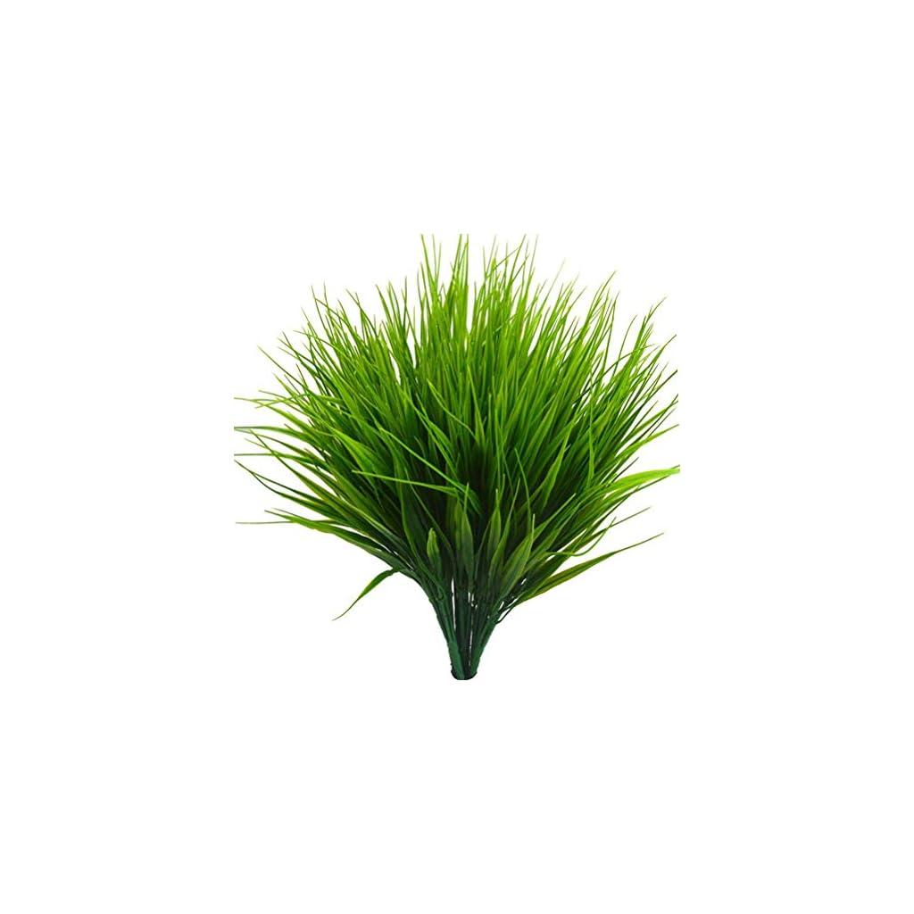 Beebel-Artificial-Plastic-Wheat-Grass-Faux-Shrubs-Simulation-Greenery-Plants-Indoor-Outside-Home-Garden-Office-Verandah-Wedding