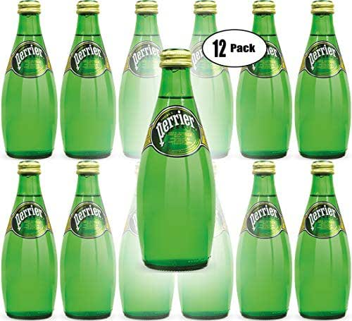 Sparkling Water: Perrier