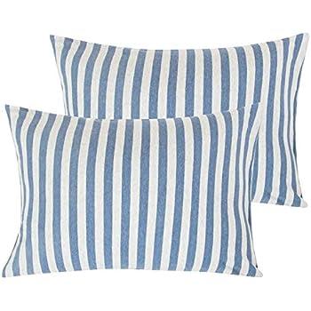 Amazon Com Travel Pillow Case 12x16 Size Natural Cotton