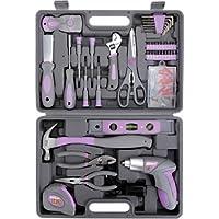 Ultra acero 44-piece Home Herramientas de reparación Kit